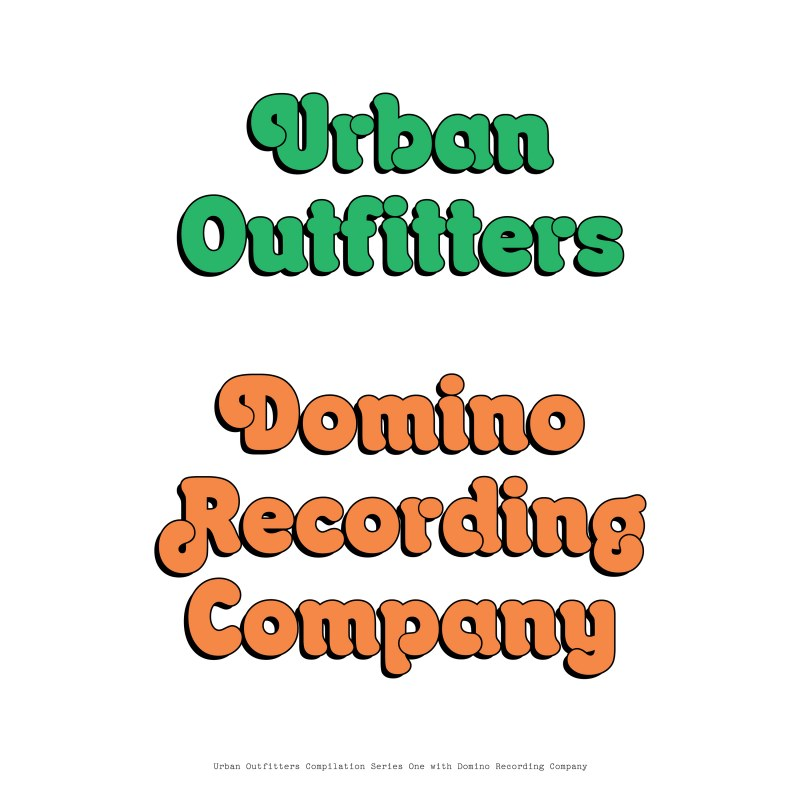 Various Artists - UO X Domino