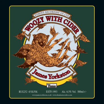 James Yorkston - Woozy With Cider