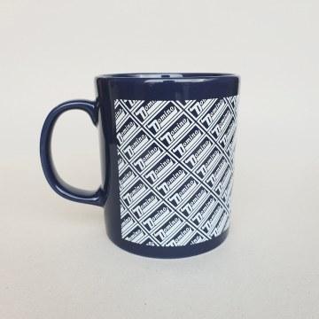 Domino - Mug - White/Blue