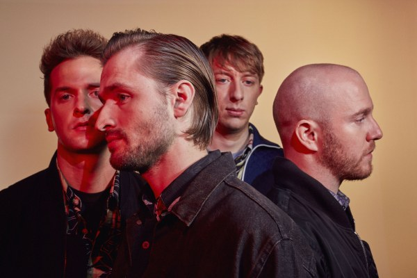 Listen to the new Wild Beasts song 'Celestial Creatures'