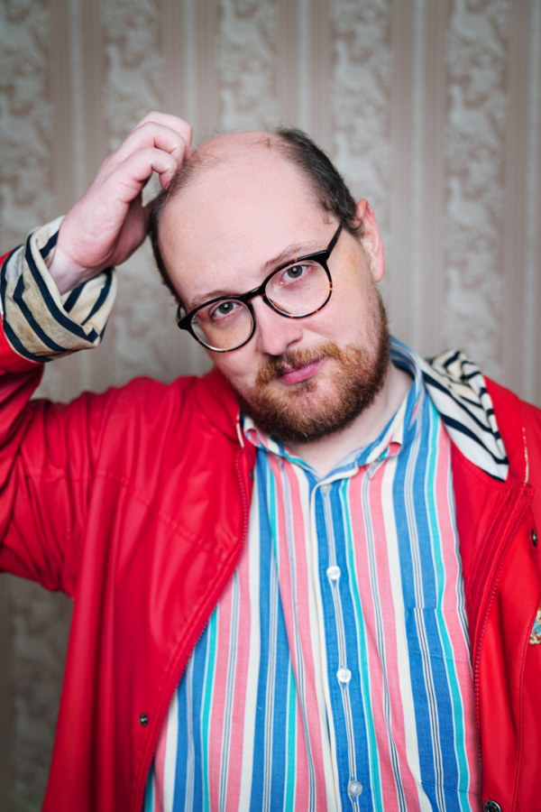 "Dan Deacon announces new album 'Mystic Familiar' out January 31st, shares lead single & video ""Sat By A Tree"""