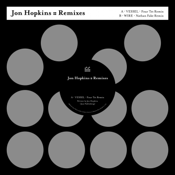 "Jon Hopkins - Jon Hopkins Remixes 12"""