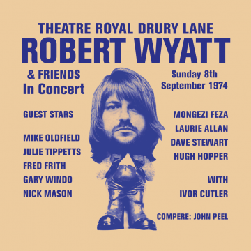 Robert Wyatt - Drury Lane