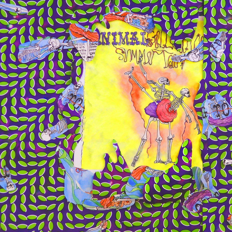 Musique: Animal Collectiveannonce  la sortie de l'album liveBallet Slippers,