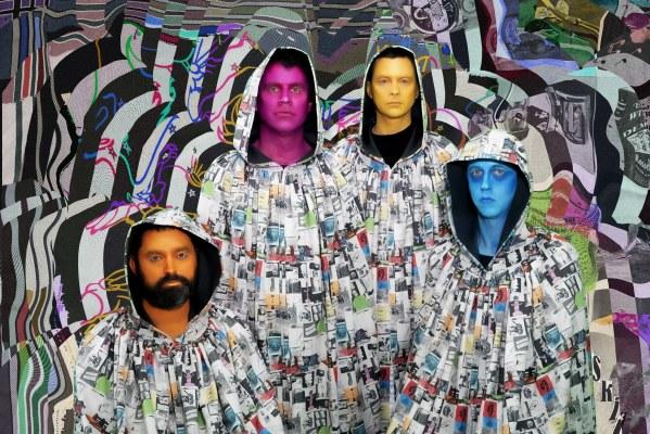 Animal Collective annonce la sortie de son nouvel album 'Time Skiffs' disponible le 04.02