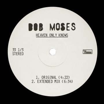Bob Moses - Heaven Only Knows