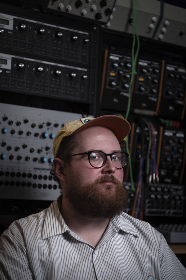 Dan Deacon Releases Time Trial OST