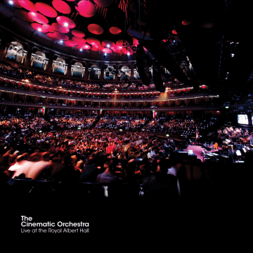 The Cinematic Orchestra - Live At The Royal Albert Hall