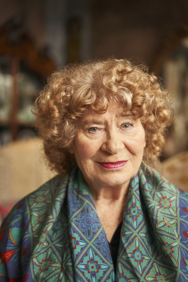 "Shirley Collins shares new song ""Sweet Greens and Blues"""