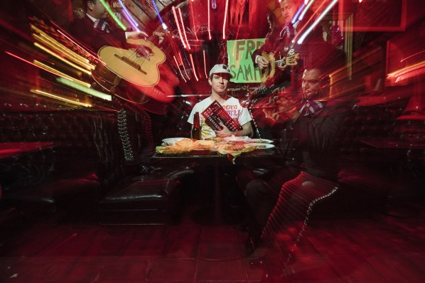 Avey Tare announces UK & European tour