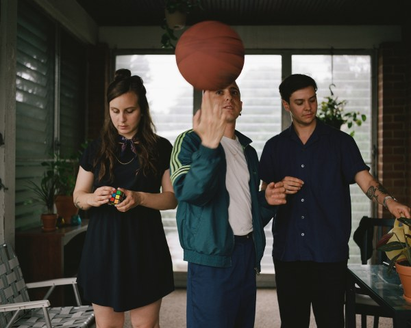 Flasher unveil video for 'Who's Got Time?'