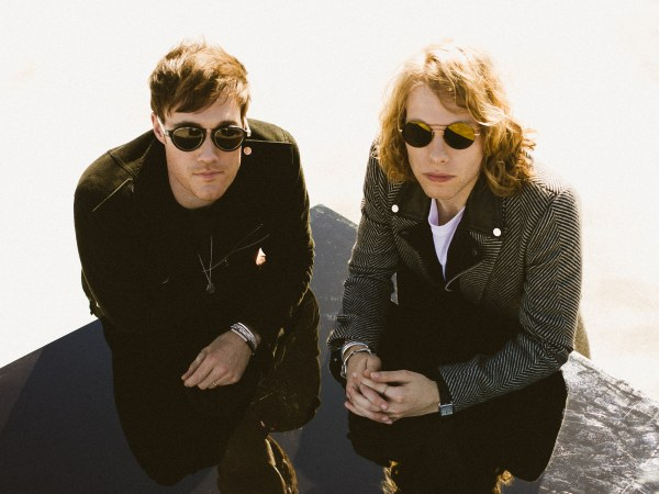 Bob Moses share video for Back Down