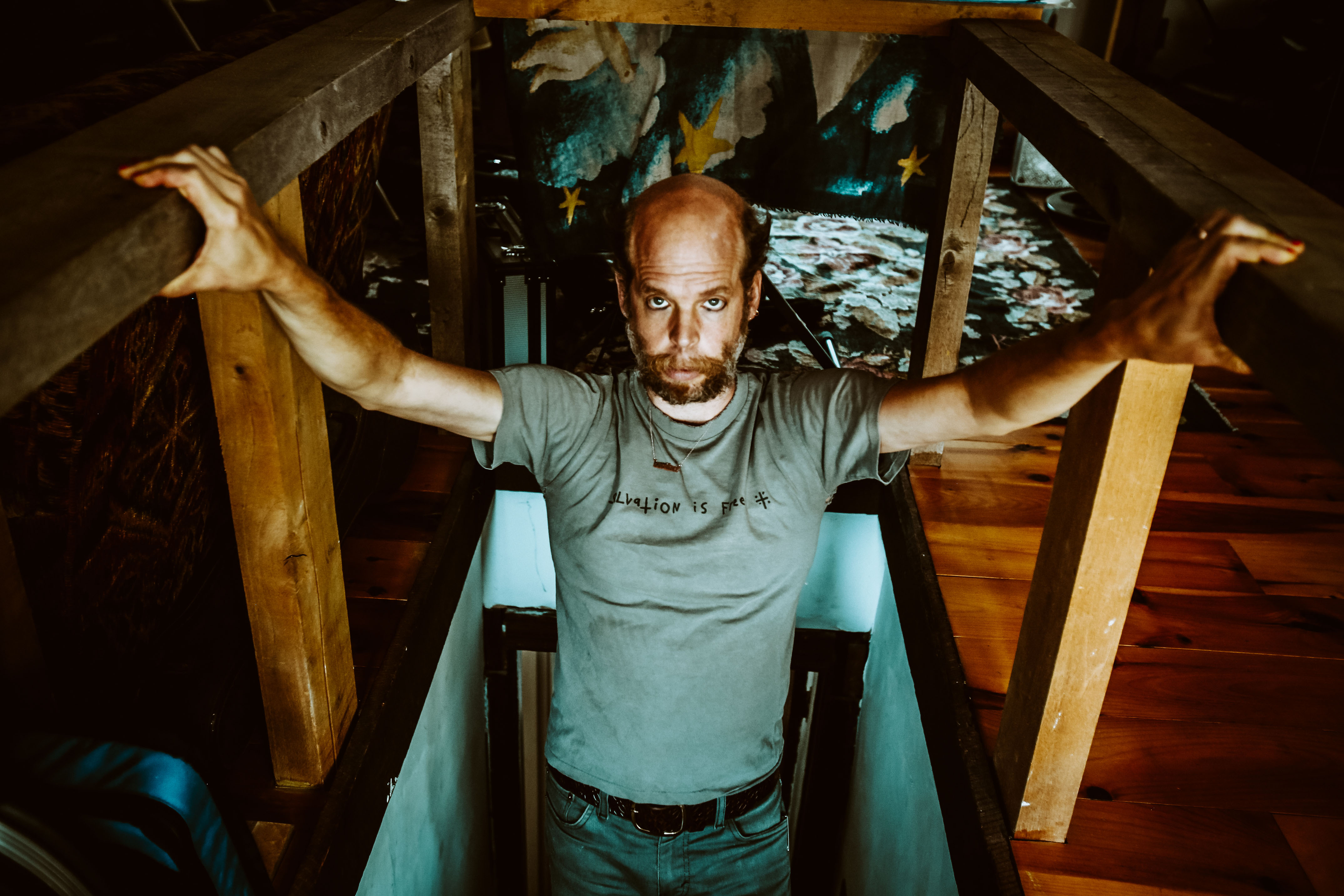 "Musique: Bonnie Prince Billy sort ""Squid Eye """