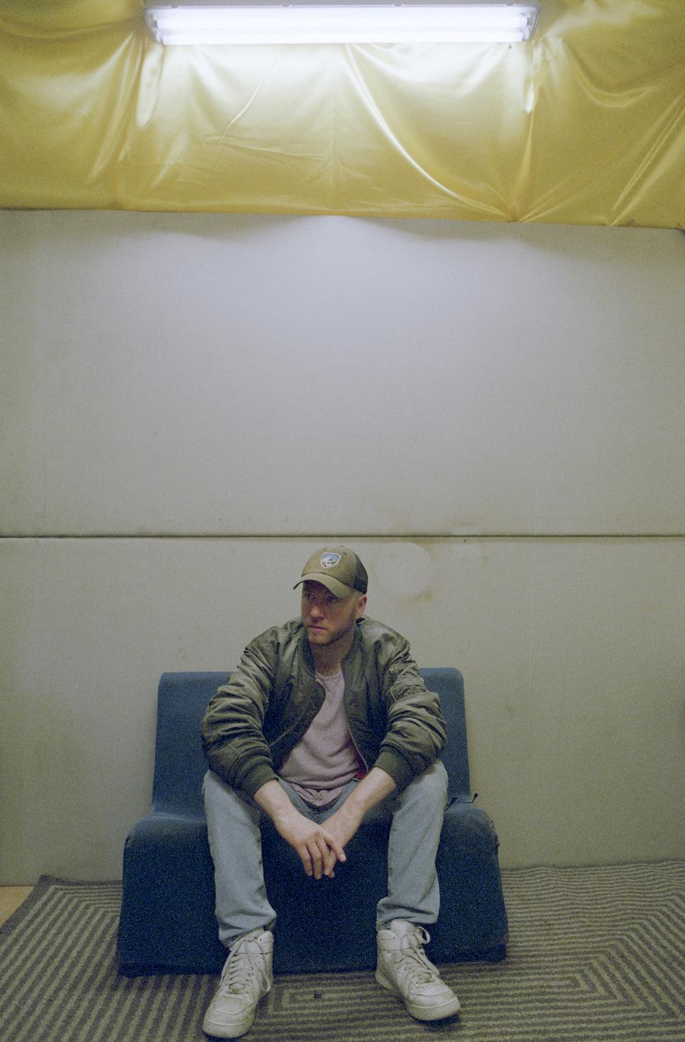 Tom Fleming annonce la sortie son nouvel EP Zero Vulnerability.