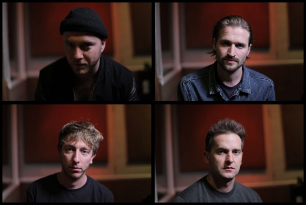 Wild Beasts announce Domino Documents album