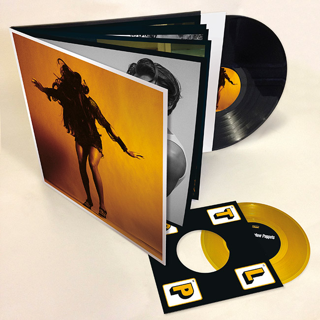 The Last Shadow Puppets Everything You Ve Come To Expect Deluxe Lp Domino Mart Domino
