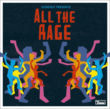 Various Artists - All The Rage