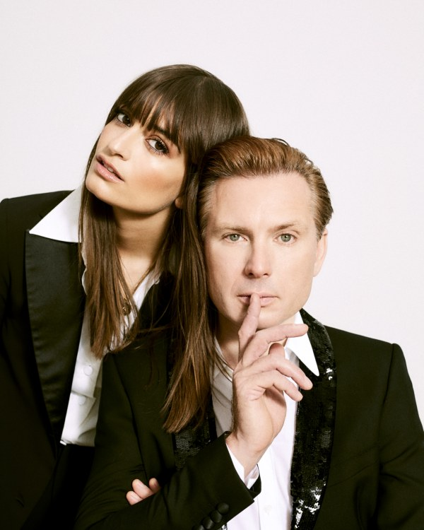 "Alex Kapranos & Clara Luciani share cover of Nancy Sinatra & Lee Hazlewood's ""Summer Wine"""