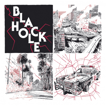 Various Artists - Jon Savage Presents Black Hole - Californian Punk 1977-80