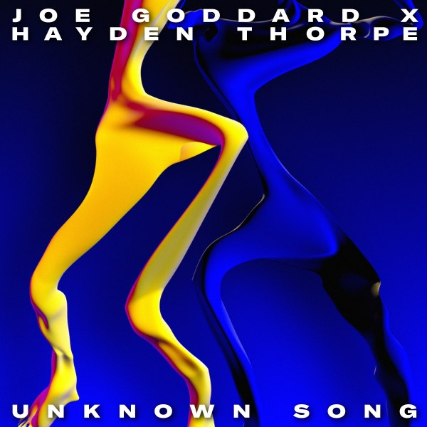"Joe Goddard & Hayden Thorpe annoncent leur nouveau single collaboratif ""Unknown Song"""