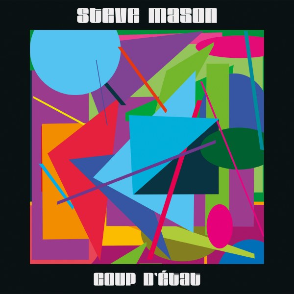 "Steve Mason shares new single ""Like A Ripple"" from upcoming 'Coup d'état' EP"