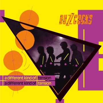 Buzzcocks - A Different Kind Of Tension (2019 Remastered Version)