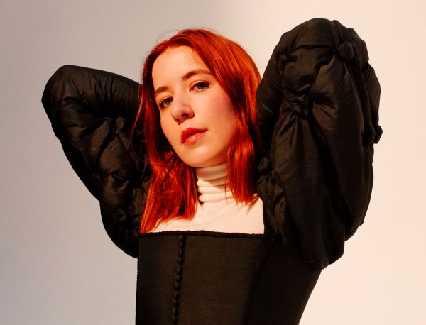 "Austra returns with her first new song since 2017, ""Risk It"""