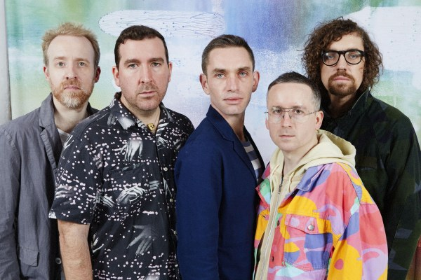 "Hot Chip share new song ""Melody of Love"""