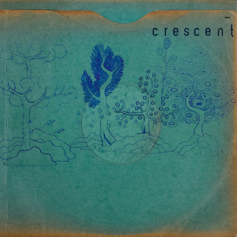 Crescent - Resin Pockets