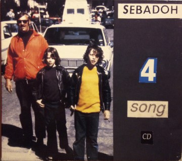 Sebadoh - 4 Song CD