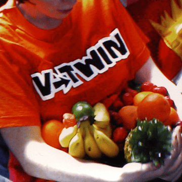 V-Twin - Thank You Baby