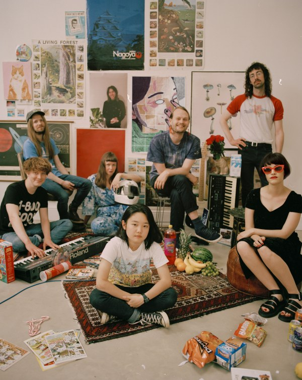 Superorganism announce 2018 EU & North American headline tour