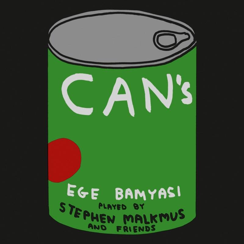 Stephen Malkmus & Von Spar - CAN's Ege Bamyasi