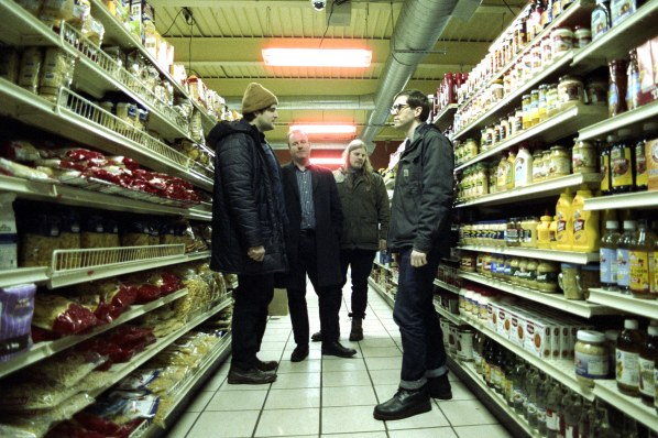 "Protomartyr release new single and video ""Michigan Hammers"""