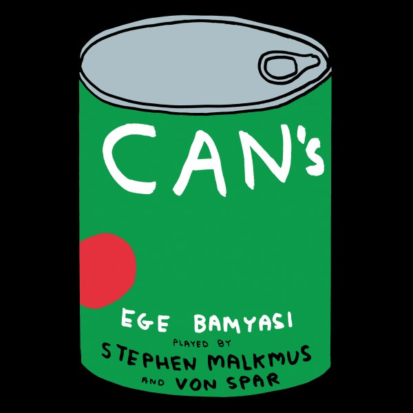 "Le relecture par Stephen Malkmus de l'album ""Ege Bamyasi"" de Can est disponible en streaming"