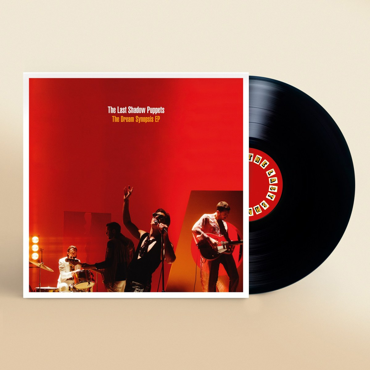 The Last Shadow Puppets The Dream Synopsis Ep Vinyl 12 Ep Domino Mart Domino