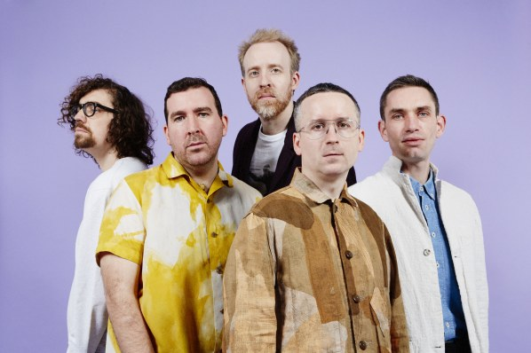Hot Chip announce new album 'A Bath Full of Ecstasy'