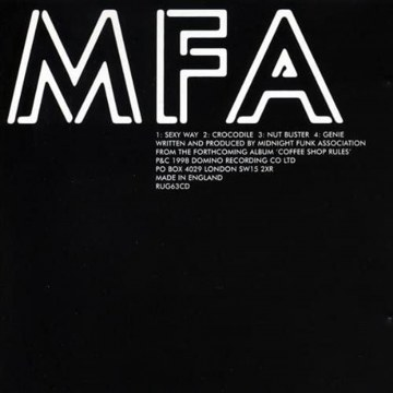 Midnight Funk Association - Sexy Way