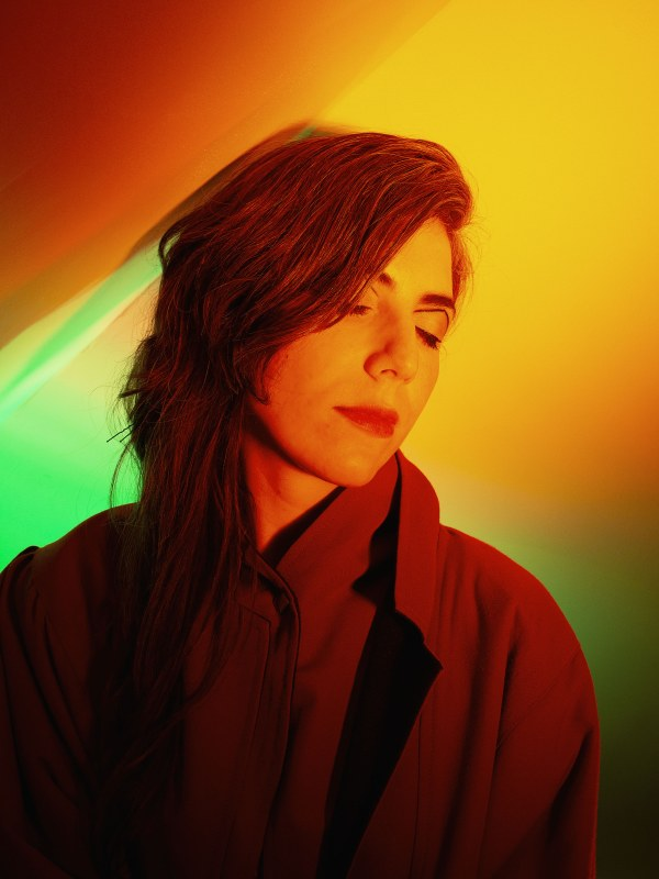 "Julia Holter shares Fleetwood Mac cover, ""Gold Dust Woman"""