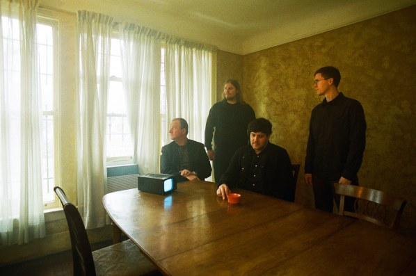 Protomartyr premiere 'Ultimate Success Today' visual album today at 8pm ET