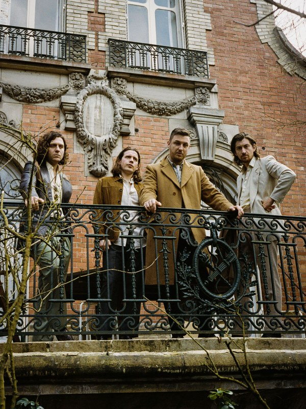 "Arctic Monkeys announce new 7"", new b-side plus Warp Speed Chic film"