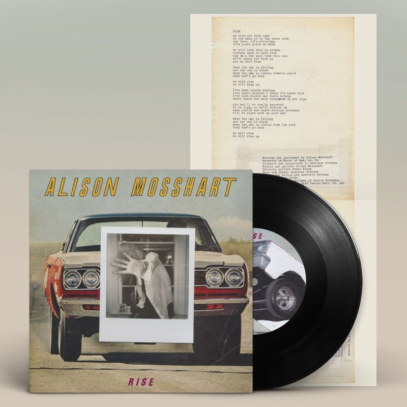Alison Mosshart - Rise / It Ain't Water