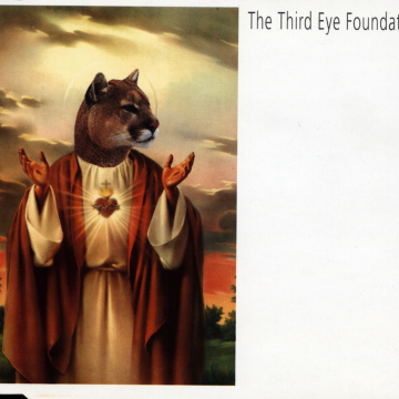 The Third Eye Foundation - Fear Of A Wack Planet
