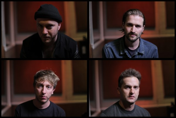 Wild Beasts share video for 'All The Kings Men (Live at RAK)'