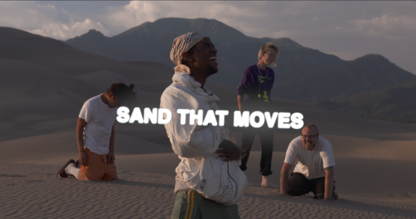 "Animal Collective share new video, ""Sand That Moves""; release score for new documentary 'Crestone'"