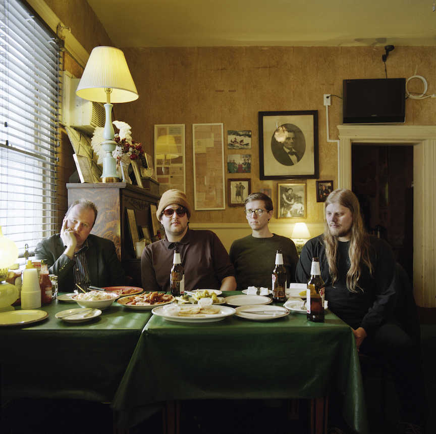 "Protomartyr dévoile ""Worm In Heaven"""
