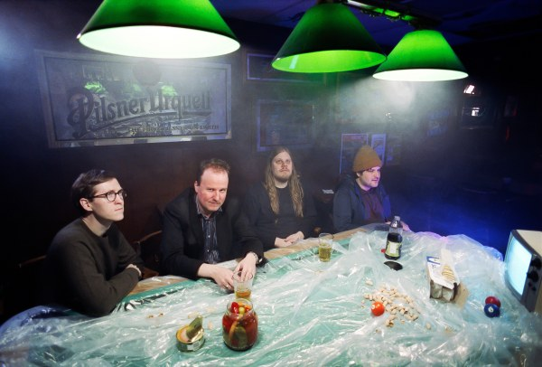 "Protomartyr announce new album, 'Ultimate Success Today' out May 29; share ""Processed By The Boys"" video"