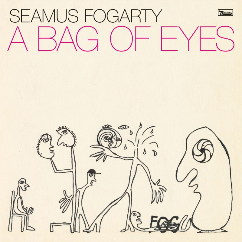 Seamus Fogarty - A Bag Of Eyes