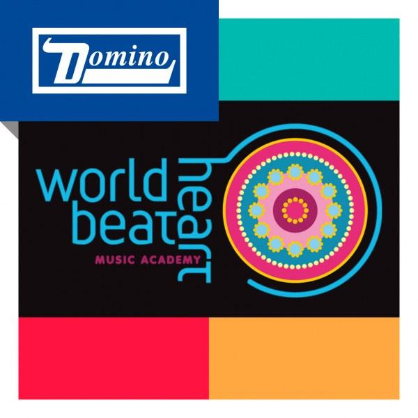 Domino and World Heart Beat Music Academy mentorship scheme