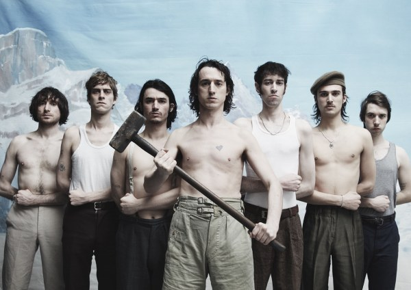 Fat White Family share new song 'Tastes Good With The Money'